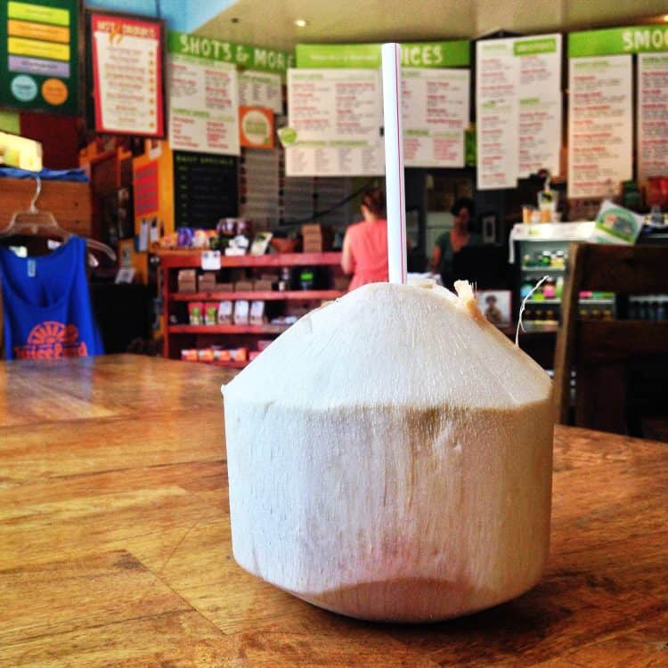 Juiceland Coconut