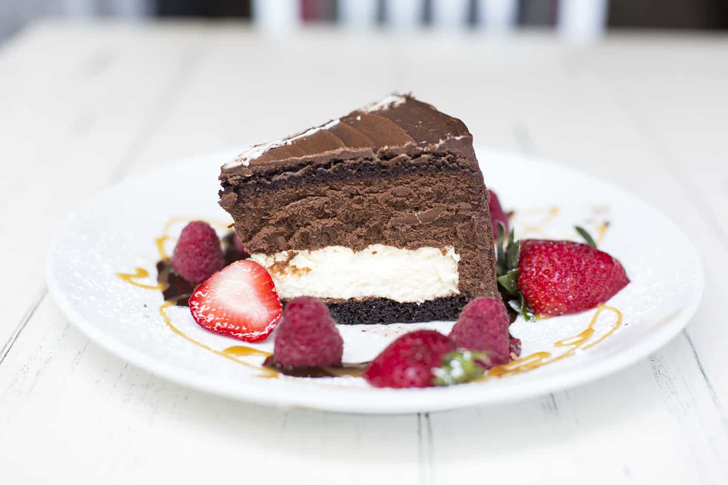 IceBox Chocolate Cake