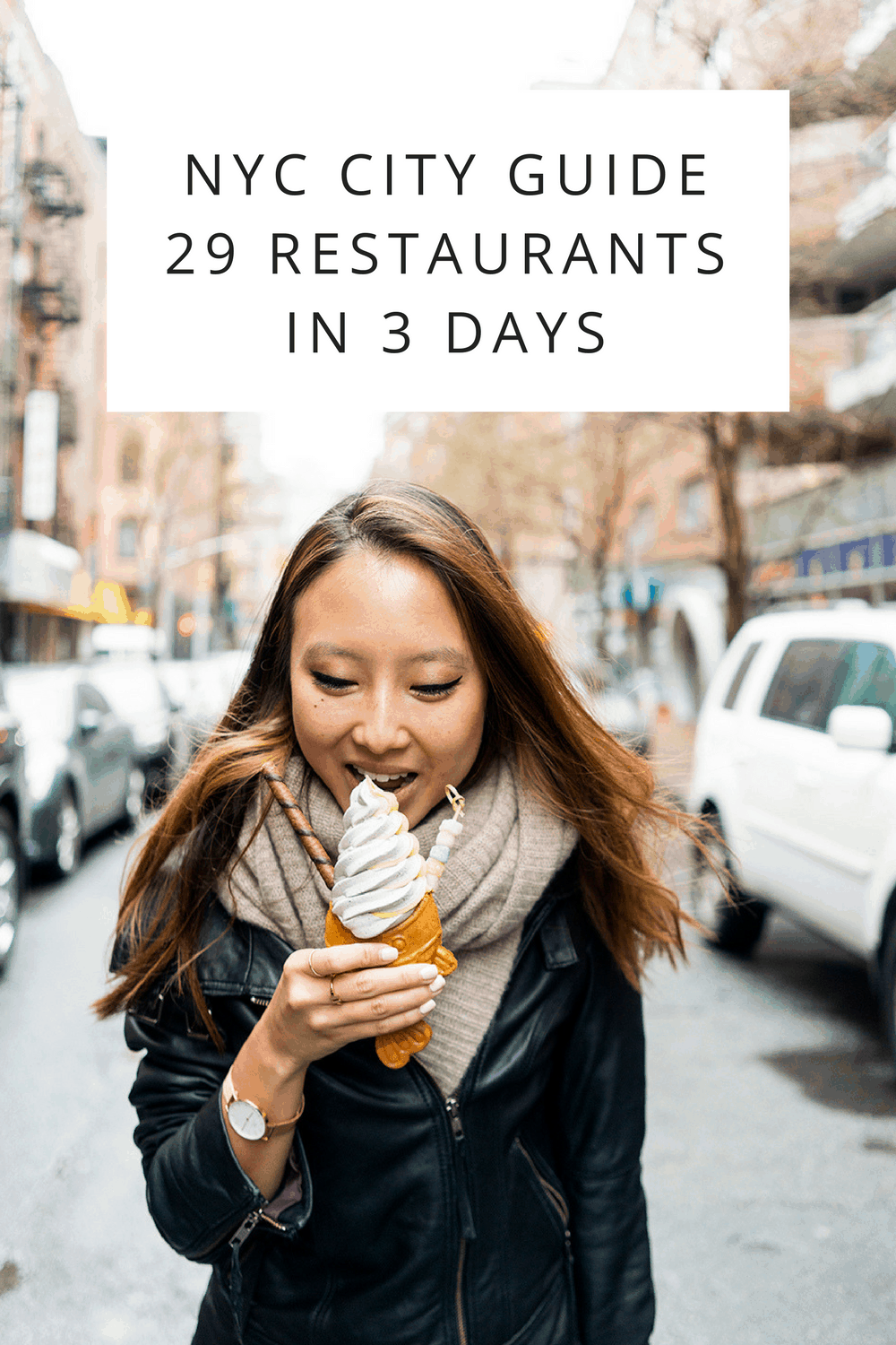 NYC City Guide- 29 Restaurants in 3 Days