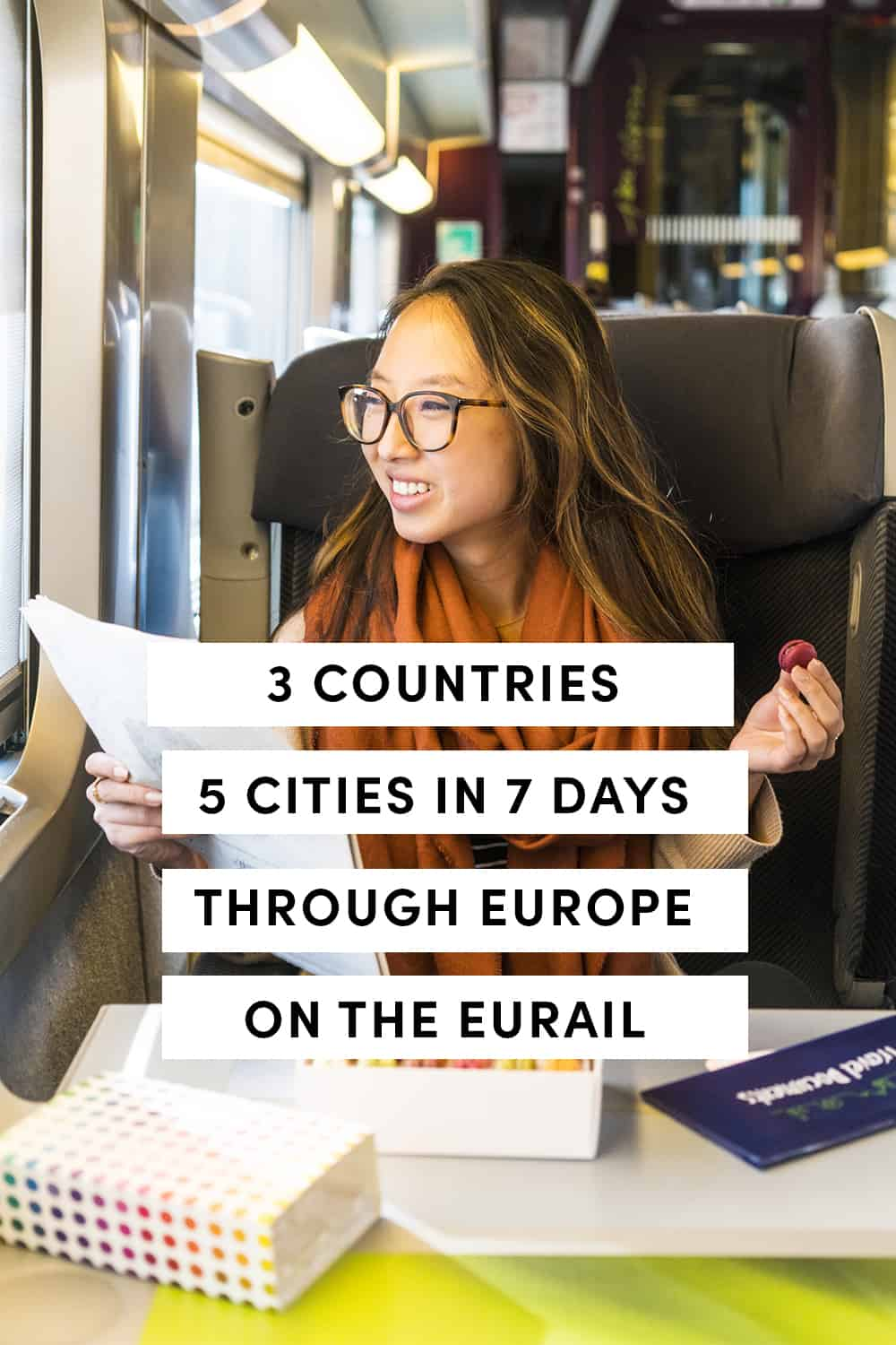 Travel Through Europe On The Eurail