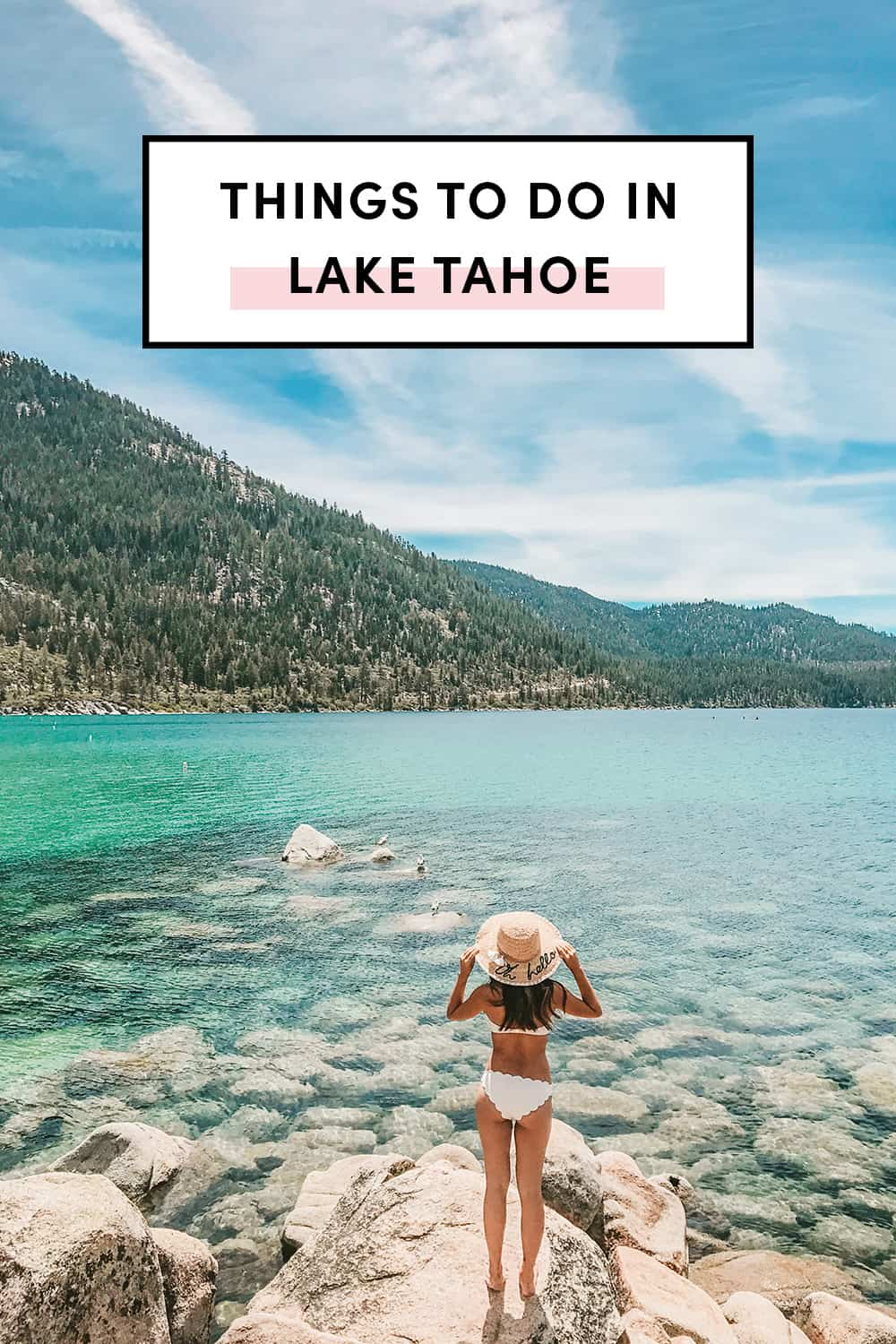 Things To Do In Lake Tahoe