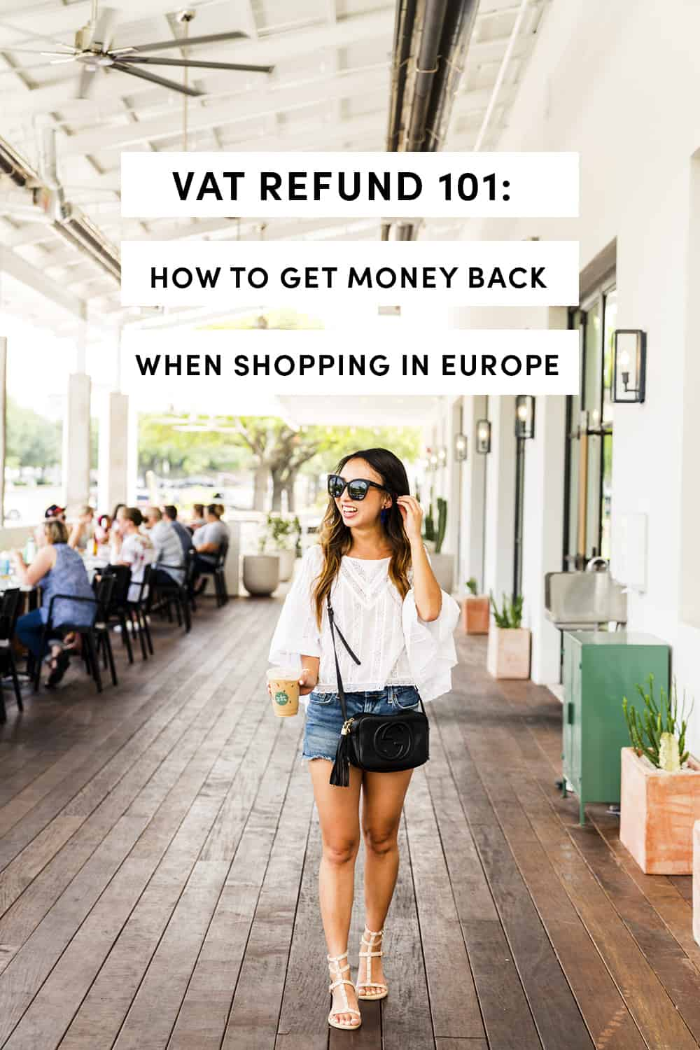 VAT Refund 101- How To Get Money Back When Shopping In Europe