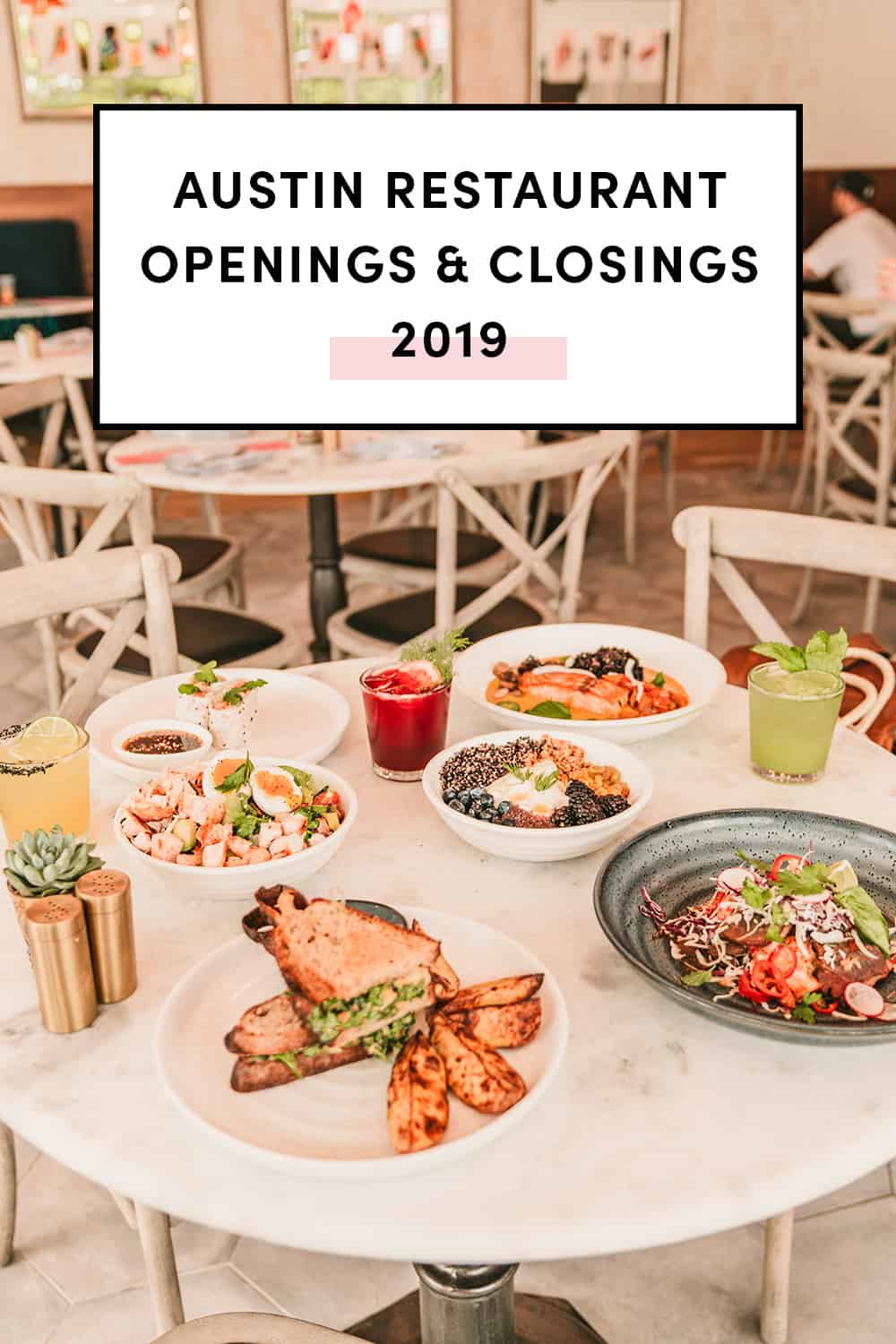 Austin restaurant openings and closing