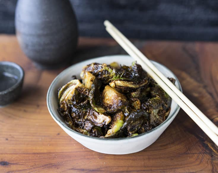 Uchi Fried Brussels Sprouts Recipe